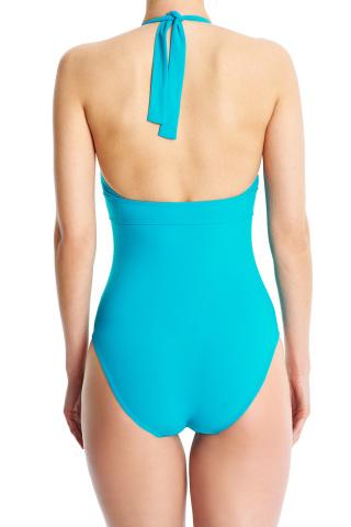 Sophia Classique One-Piece Turquoise