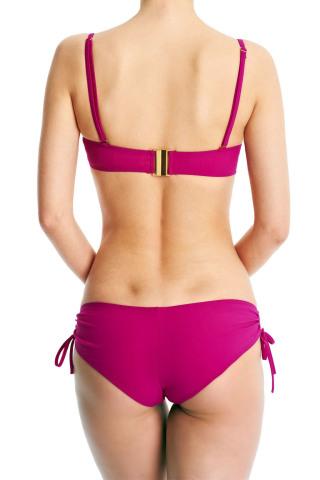 Audrey Classique Bikini Top Fuchsia