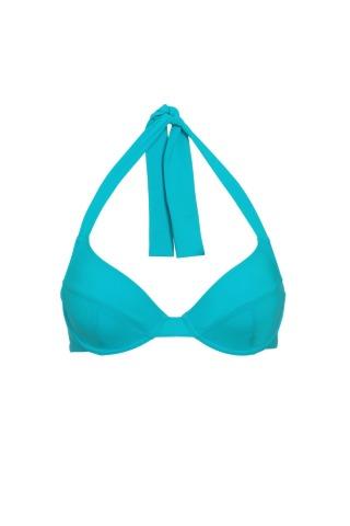 Marilyn Classique Bikini Top Turquoise