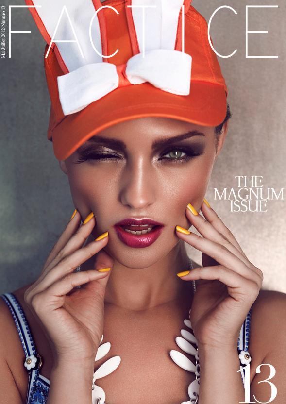 Factice Magazine - THE MAGNUM ISSUE,