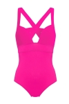 Sophia Cocktail Hour One-Piece Pink