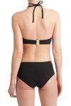 Vivien bikini top and Betty bottom in Classique Black