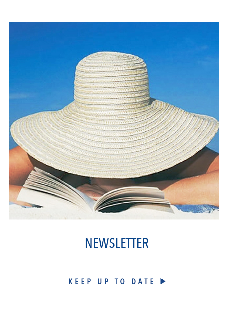 CARIZZI NEWSLETTER KEEP UP TO DATE POLAROID